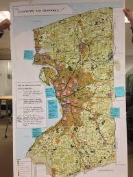Buffalo New York Map Maps From Workshops Across The Region One Region Forward