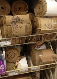 burlap table runners at michaels arts u0026 crafts store baby shower
