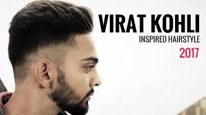 virat kohli hairstyle inspired haircut 2017 men u0027s hairstyles