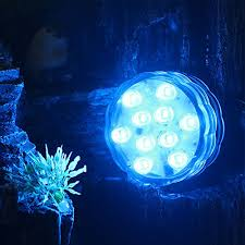Submersible Led Light Centerpieces by Hallomall Multicolor Submersible Led Lights Underwater Pond
