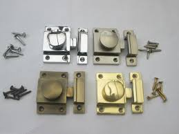kitchen cabinet catches solid brass cabinet thumb turn latch lock ironmongery world