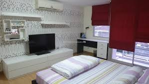 the link sukhumvit 50 30 sqm studio room well decorated close to