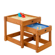 sand and water table with lid plum sandy bay wooden sand pit water table