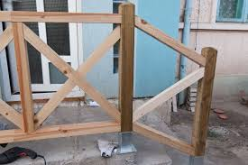 Indoor Railings And Banisters How To Build Deck Stair Railings Howtospecialist How To Build