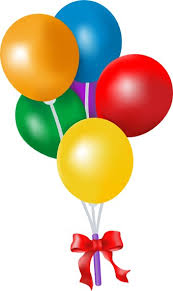 birthday balloons birthday balloons free birthday balloon clip clipart images 4