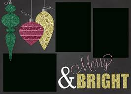 free christmas card templates insert photo template business