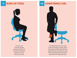 exercises to do at your desk prevention magazine on twitter 15 exercises you can do at your