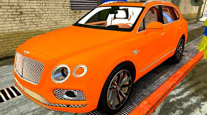orange bentley bentayga suv car wash kids car wash compilation bentley bentayga suv
