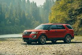 Ford Explorer Cargo Space - test drive the all new 2017 ford explorer