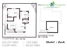 the prestige subdivision zach model bungalow