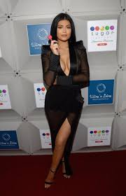 kylie jenner i u0027m wearing u0027a lot of duct tape u0027 under dress ny