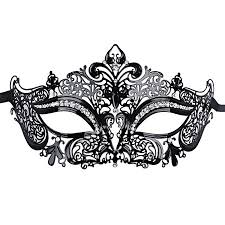 masquerade masks coxeer masquerade masks for women metal mardi gras mask venetian