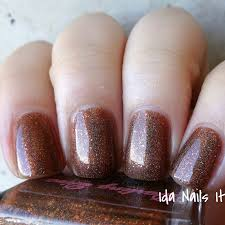 ida nails it darling diva polish the force collection part two