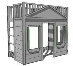 Plans For Making Loft Beds by 24 Best Loft Bed Plans Images On Pinterest 3 4 Beds Loft Bed