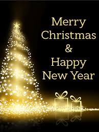 shining christmas decorations card birthday u0026 greeting cards by