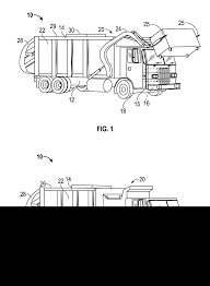 patent us20150033962 ejector track for refuse vehicle google