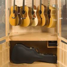 Guitar Storage Cabinet Plans 13 Best Guitar Display Cabinets Images On Pinterest Display