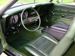 Mustang Black And Green Medium Lime 1972 Mach 1 Ford Mustang Fastback Mustangattitude