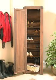 Tall Shoe Cabinet With Doors by Tall Shoe Cabinet Baxton Studio Harding Shoestorage Cabinet