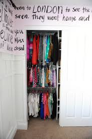5 steps for organizing a closet pink peppermint design