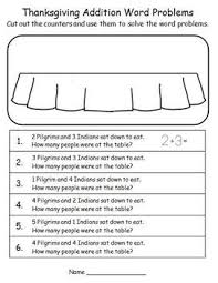printable math worksheets for kindergarten addition activities