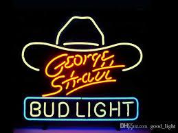 bud light neon light 2018 17x14george stratt bud light neon light sign beer bar pub club