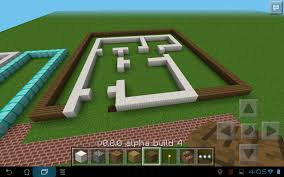 minecraft pe building ideas how to build a modern two story house