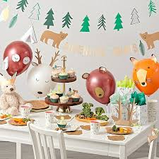birthday party supplies cing birthday party decorations the land of nod