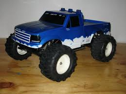 nitro hornet monster truck vintage rc car truck picture thread rcu forums