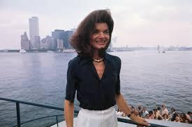 Kennedy Jacqueline Jackie Kennedy U0027s Life In New York City Photos