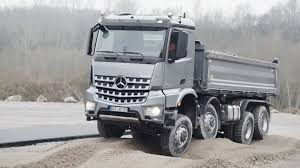 mercedes truck 4x4 mercedes arocs 2013 off road test drive youtube