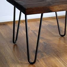heavy duty table legs 20 wood coffee table metal legs the urban interior