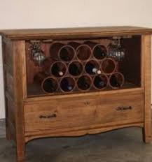 sideboard cabinet with wine storage dresser to wine bar tutorial wine bars repurposing and upcycling