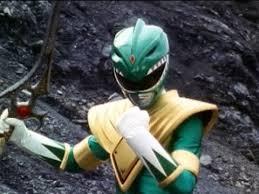 power rangers evil green ranger battles mighty morphin power