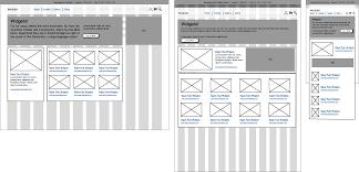 responsive design with balsamiq balsamiq support portal