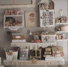 Craft Studio Ideas by Craft Room Idea So Pretty Shabby Chic Organizing Storage