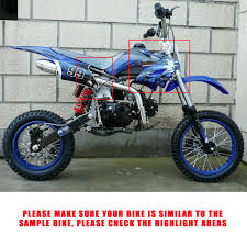 motocross bikes for sale ebay 3m graphic decal sticker kit 125cc 250cc apollo orion atomik pit