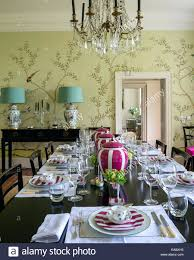 dining decorating 19 stock photo de gournay chinoiserie wallpaper