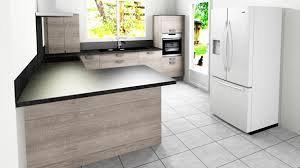 cuisine en 3d cuisine sur mesure béton clair de paolo a réalisation cuisinella