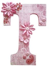 best 25 decorated wooden letters ideas on decorated