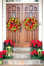 Christmas Decorations Outdoor by 253 Best Outdoor Christmas Decorations Images On Pinterest