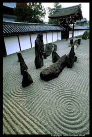 Japanese Rock Garden Japanese Rock Gardens Or Karesansui Are Made From Just Two