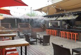 Misters For Patio by Phoenix Misting Systems Mister Systems Az Mist Systems