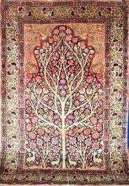 Kirman Rug Antique Oriental Rug Samplers