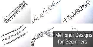 mehndi design for beginners by by ideas