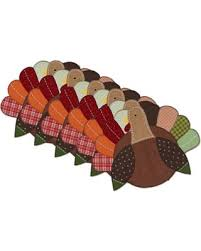 turkey placemats don t miss this deal turkey placemats set of 6