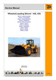 Overhead Door Model 456 Manual Jcb 456 Wheeled Loader Service Repair Manual