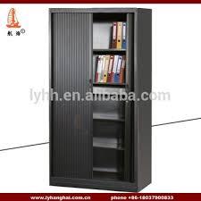 office cabinets with doors workspace tambour door cabinets sliding doors office cupboard steel