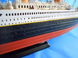 Nag Head Hammocks Rms Titanic Limited Model Cruise Ship 30