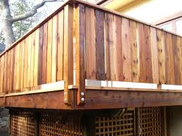 Ideas For Deck Handrail Designs Outdoor Deck Railings Ideas Deck Railing Privacy Outside Deck